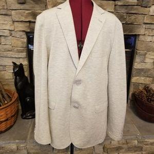 James Campbell Jersey Knit Blazer